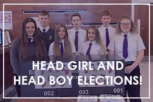School election in speech for headboy Speech for
